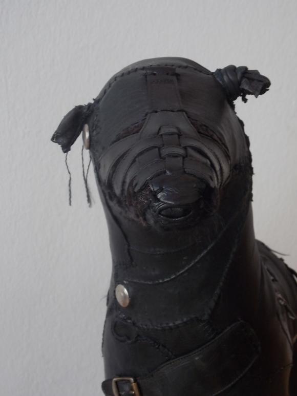 Hund von Gabi Trinkaus, Foto © Petra Hartl