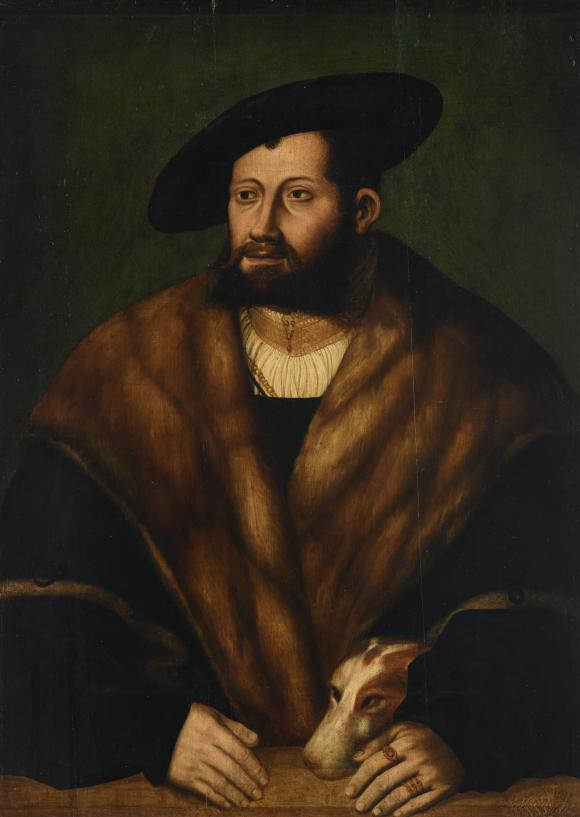 Hans Schöpfer der Ältere, Gabriel Ridler, München, 1532 © Bayerisches Nationalmu