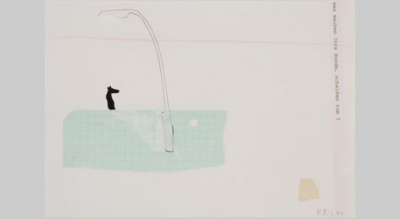 Ursula Bolck-Jopp, aus der Serie Gedichte, 2007