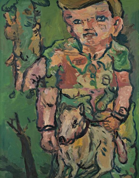 Hundejunge, 1966