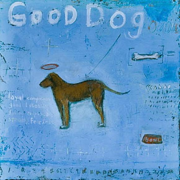 Good Dog © Mary Scrimgeour