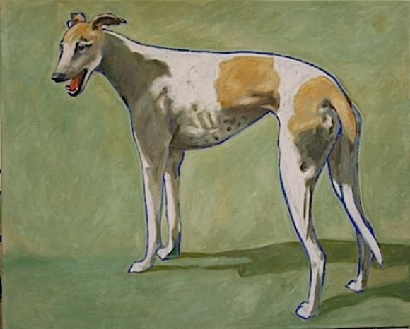 Greyhound © Tobias Emskötter