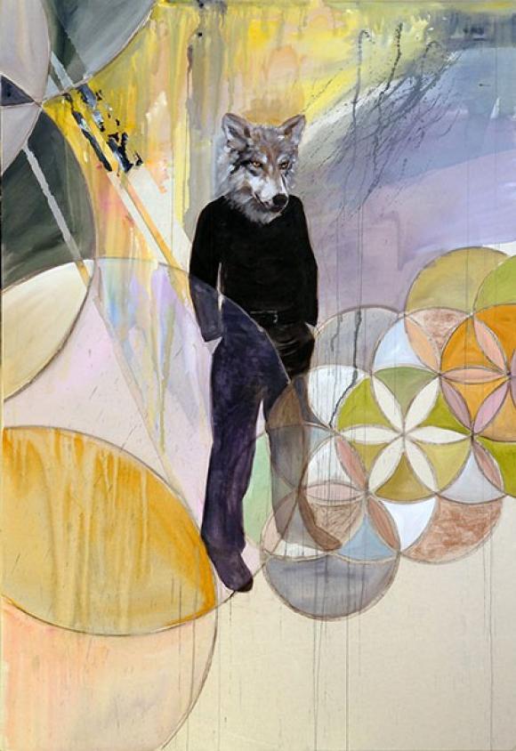 Werwolf (Bad Seed), 3013 © Elisabeth Wedenig