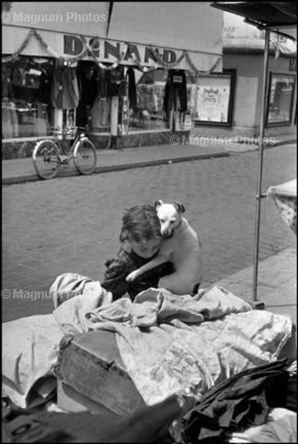 Henri Cartier-Bresson, Frankreich, 1953