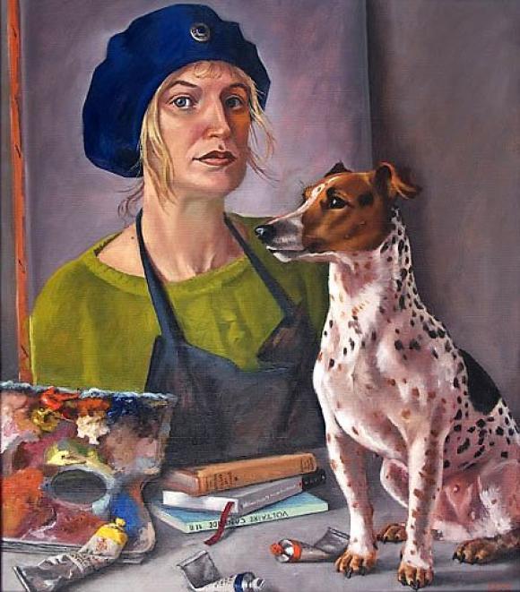 Karoline Koeppel, Hommage a Hogarth, 1998