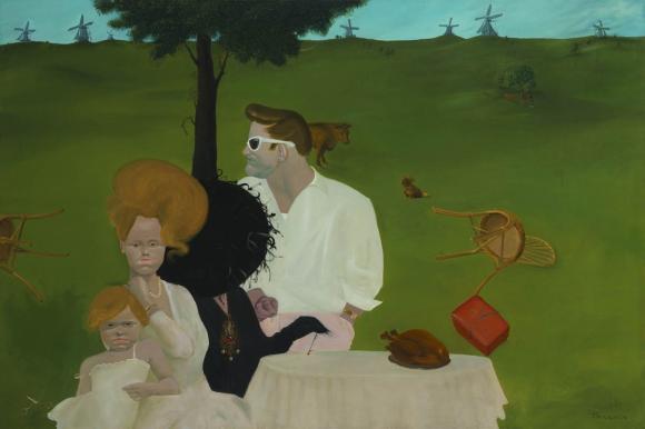 Before the Divorce, 1976 © HonoréSharrer