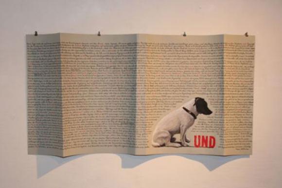 Karen Holländer - Hund, 2006