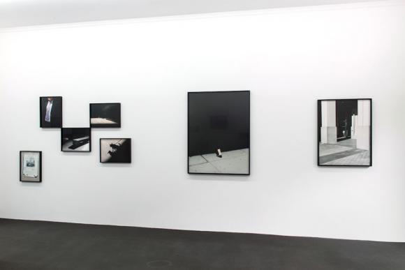 Installationsansicht Kehrer Galerie, 2016
