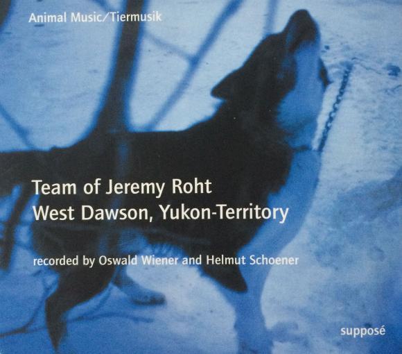 Cover Vorderseite Tiermusik