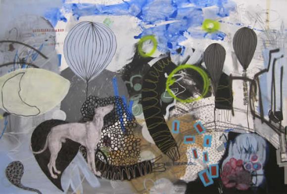 Iris Kohlweiss, Ausschnitt, 2011