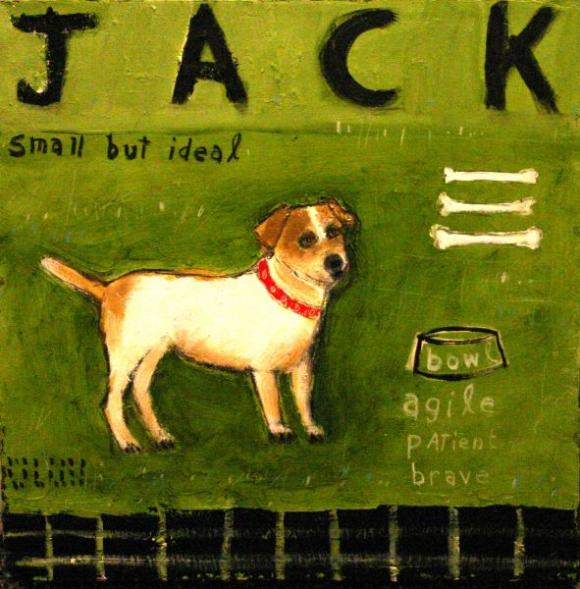 Jack © Mary Scrimgeour