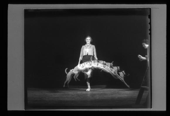 Harold Edgerton, Jackie Jumps, 1948