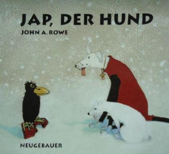 John A.Rowe, Jap, der Hund