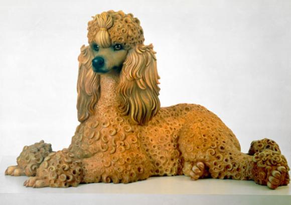 Jeff Koons, Pudel, 1991