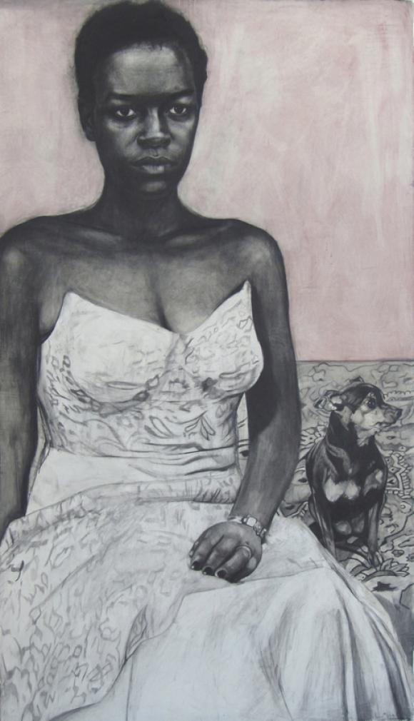 Jenny Scobel: Pink, 2006