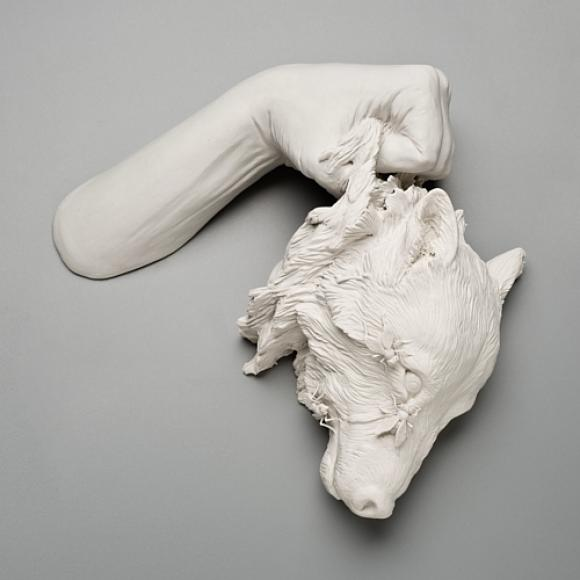 David and Goliath © Kate MacDowell, 2010