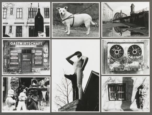 Peter Dressler, Extérieur, 1975 © Fotohof Archiv