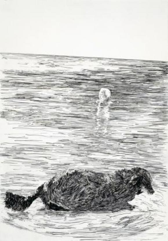 Laura Bruce-Tide Water, 2006