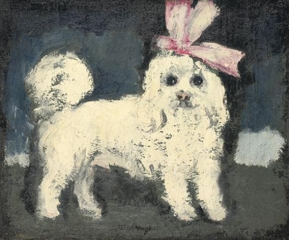 Le petit chien, Tootsie © Kees van Dongen