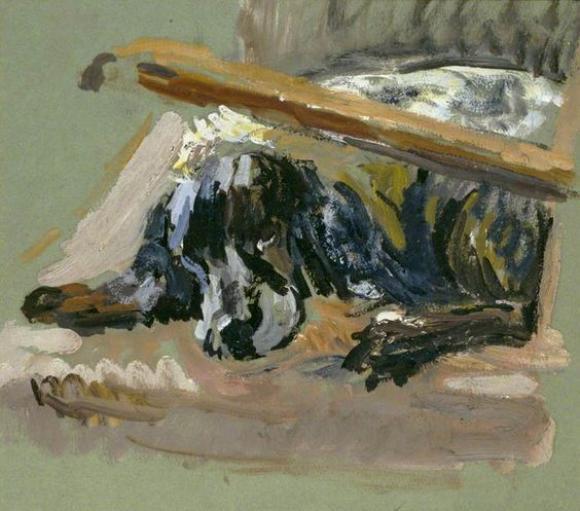 Vanessa Bell, Leonard Woolf's Dog Sally