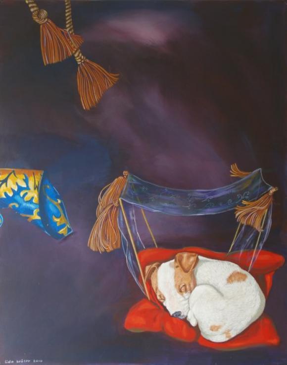 Lida Bräter, Heaven, I'm in Heaven I, 2010