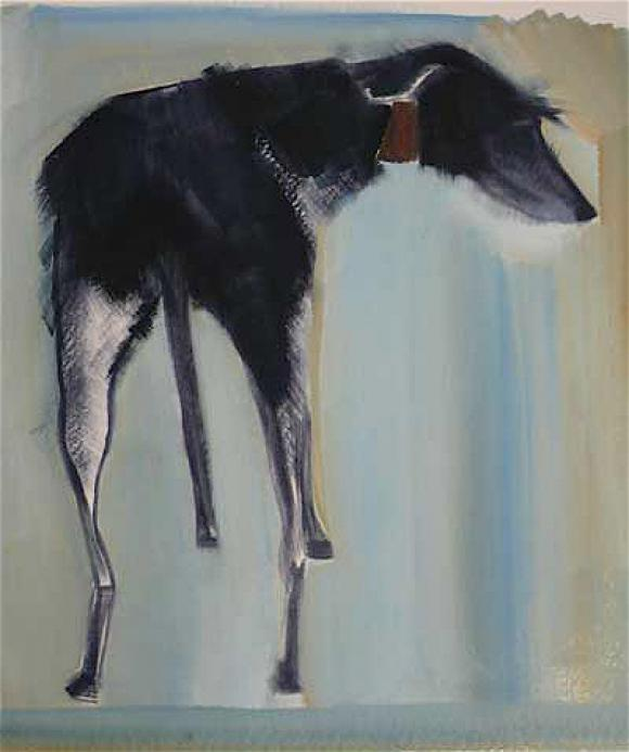 Lurcher 2 © Sally Muir