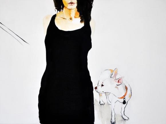 Mamba & Me, 2010 © Rita Bolla