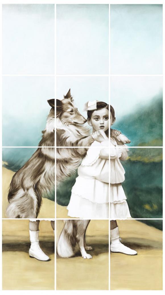 Marianna Gartner, Dogwalker, 2011