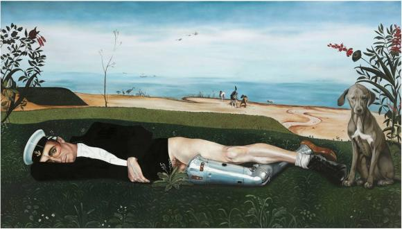 Marianna Gartner, Scene Mythologique, 2010