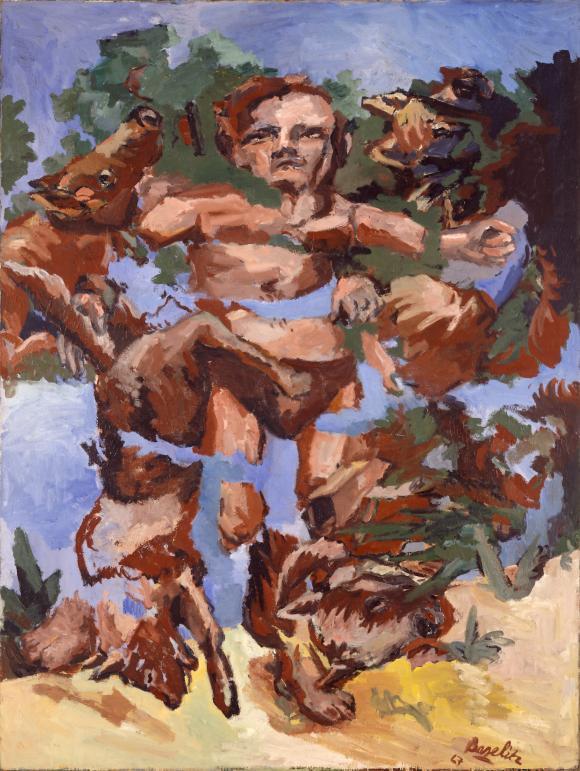 B. für Larry, 1967
