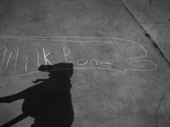 milkbone, 2006 © Mary Shannon Johnstone, 2006