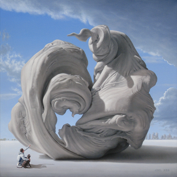 Monumental desire, 2010 © Joel Rea