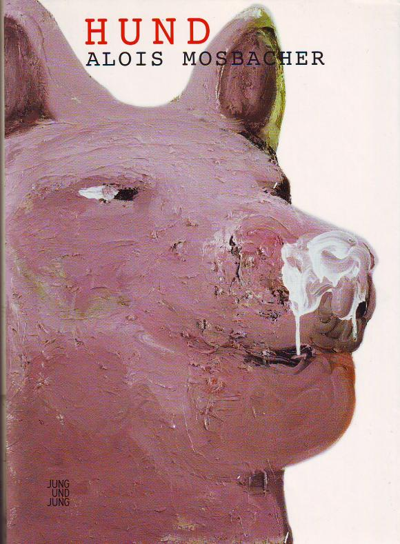 Hund. Alois Mosbacher. Cover