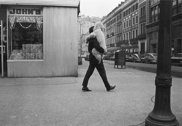 New York City, 1965 © Joel Meyerowitz
