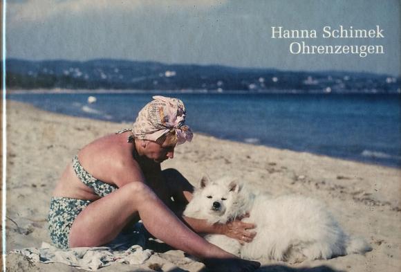 Buchcover Hanna Schimek, Ohrenzeugen