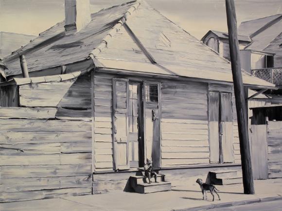 Paco Pomet, Neighborhood, 2011