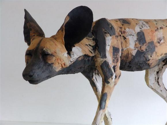 Painted Dog no.2 © Nicola Theakston