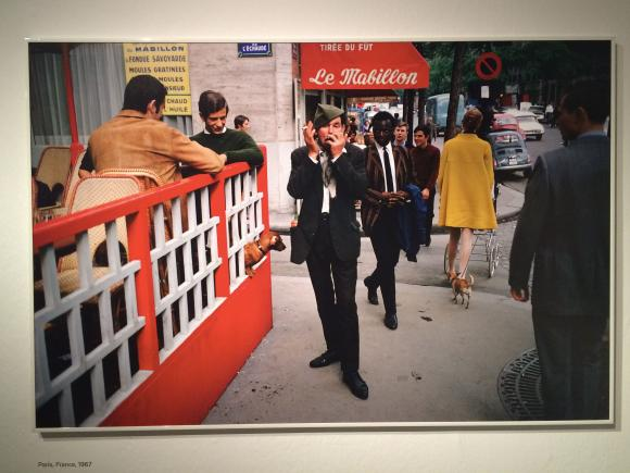 Paris, France, 1967