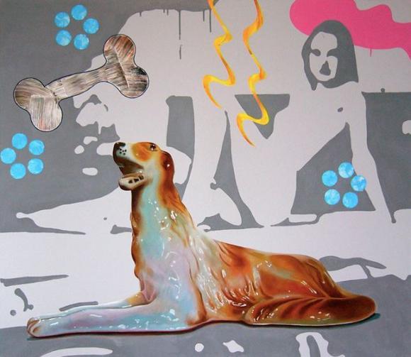 Pause von der Siesta - Doggy style, 2008 © Martin Praska