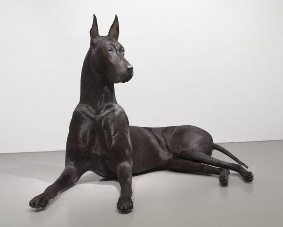 Peter Coffin, Untitled (Dog), 2012 © Peter Coffin, Photo Cathy Carver