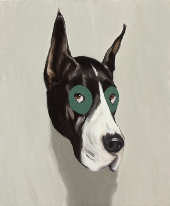 Peter Ravn, Robin the dog, 2011