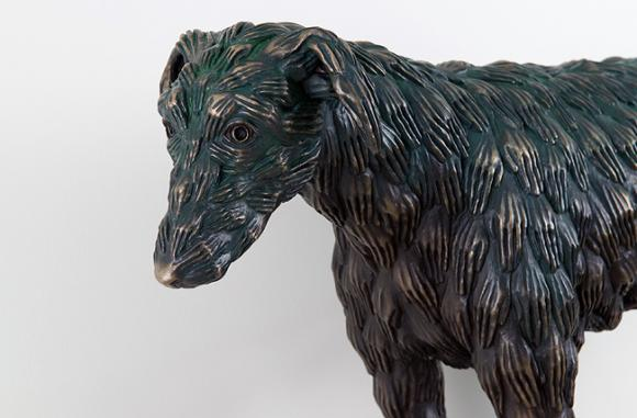 Pull Toy Dog (Detail), 2008 © Adrian Arleo, Photo by Peter deLory