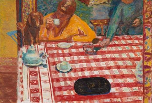 Pierre Bonnard, Der Kaffee, 1915, Le Cafe © Tate