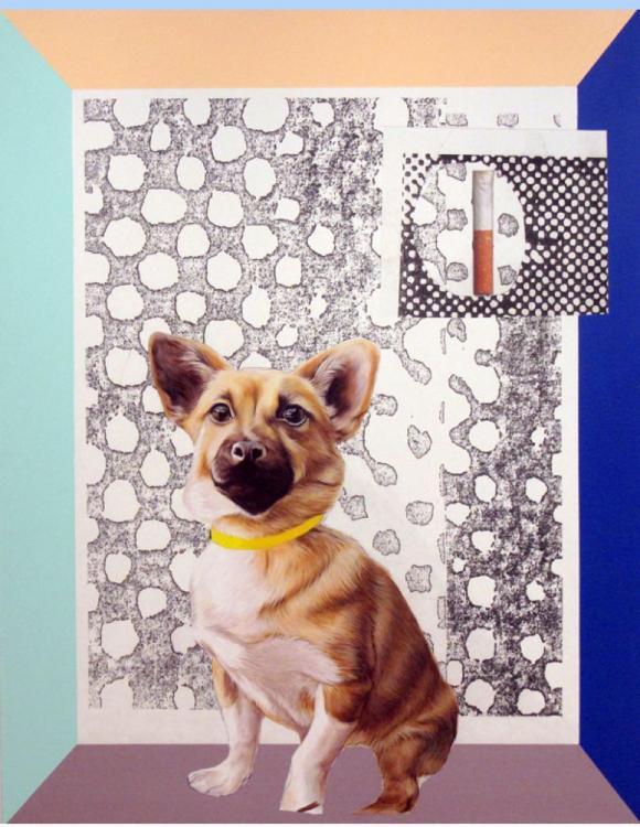 Meg Cranston, Poodle Mix, 2014
