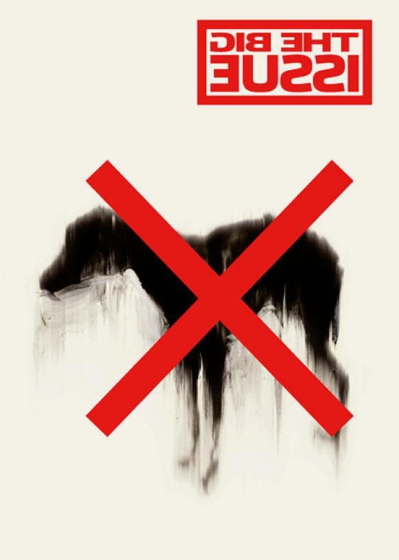 Rachel Howard, Big Issue, Cover, 2008