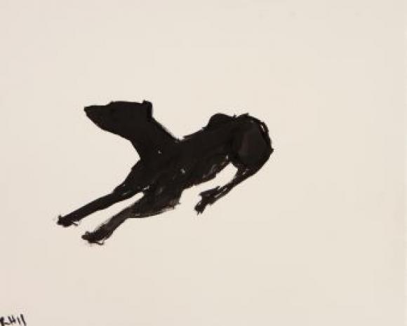 Rachel Howard, Gaugin's Dog, 2011