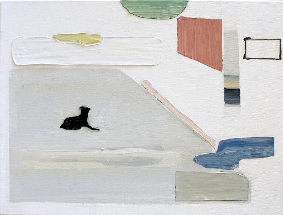 Rafael Zavagli, nota (com cachorro), 2010