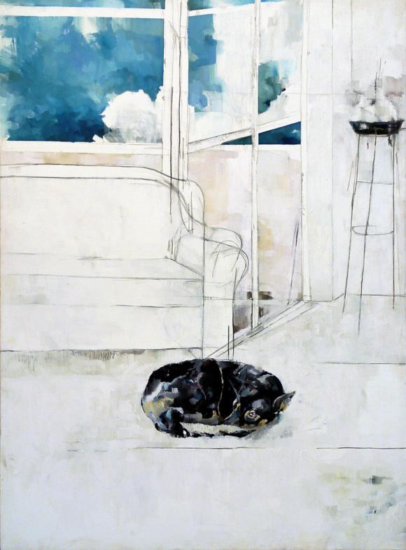 Rafael Zavagli, sobre cachorro e céu, 2006