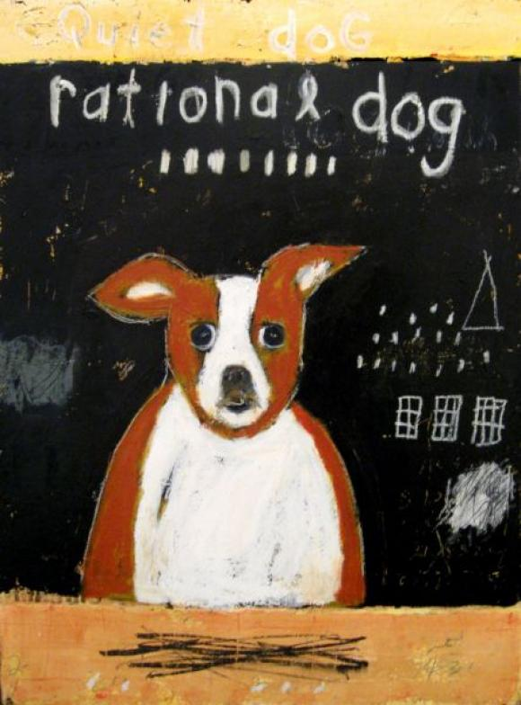Rational Dog © Mary Scrimgeour
