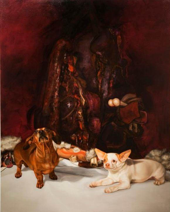 Raychael Stine, Early Darkness, 2009